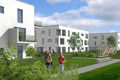 St. Pölten-Hart. Erstbezug Herbst 2020 | Geförderte Wohnung | Miete mit Kaufrecht.