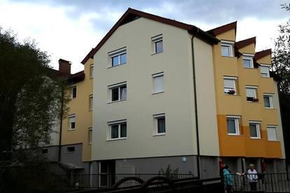 Bad Schönau. Geförderte 3 Zimmer Mietwohnung.