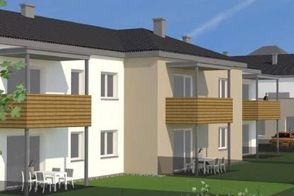 Wang. Bezugsfertige Neubauwohnung | Geförderte 3 Zimmer Mietwohnung.