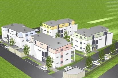 Kemmelbach. Geförderte 4 Zimmer Wohnung   großer Garten   Miete mit Kaufrecht.