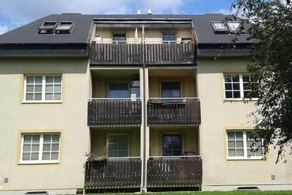 Schwadorf. Geförderte 3 Zimmer Mietwohnung   Balkon.
