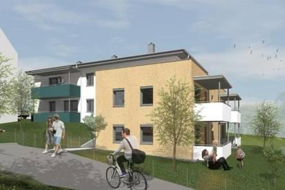 Hochneukirchen. Bezugsfertige geförderte 3 Zimmer Mietwohnung | Garten.