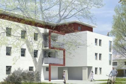 Untersiebenbrunn. Ab Dezember| Geförderte 3 Zimmer Wohnung | Dachterrasse | Miete mit Kaufrecht.