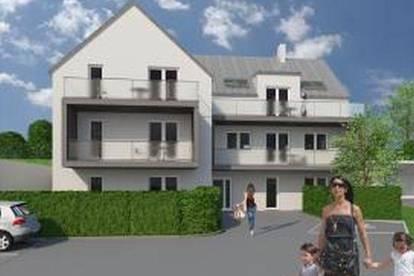 Emmersdorf. Geförderte 3 Zimmer Wohnung | Garten | Terrasse | Miete mit Kaufrecht.
