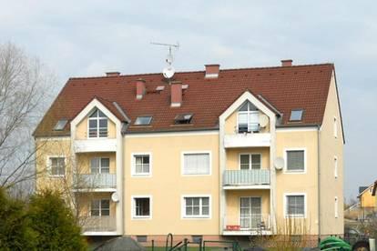 Zellerndorf. Geförderte 3 Zimmer Mietwohnung | Balkon.