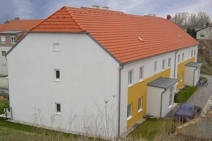 Dürnkrut. Geförderte 3 Zimmer Wohnung | Balkon | Miete mit Kaufrecht.