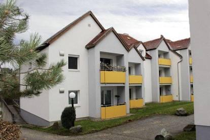 Haag. geförderte 3 Zimmer Wohnung | Loggia | Miete.