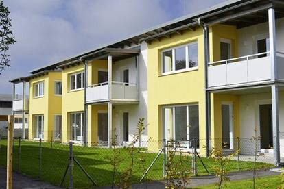 Fels/Wagram. Ab Februar 2021: Geförderte 2 Zimmer Wohnung | Garten | Miete mit Kaufrecht.