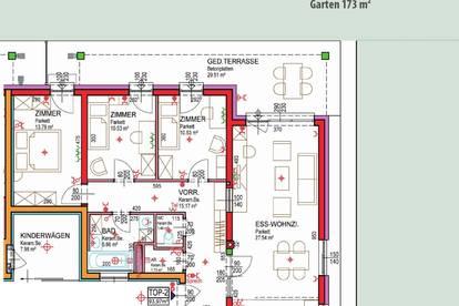 Kemmelbach. Geförderte 4 Zimmer Wohnung | großer Garten | Miete mit Kaufrecht.