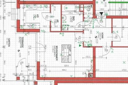 Sitzendorf/Schmida. Geförderte 3 Zimmer Wohnung | Garten| Miete mit Kaufrecht.