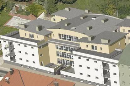 Pöchlarn. Geförderte 3 Zimmer Wohnung | Loggia | Miete mit Kaufrecht.