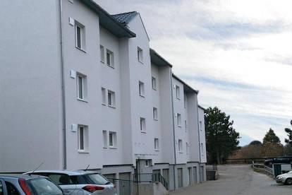 Großweikersdorf. Sonderwohnbau in Miete   3 Zimmer Wohnung   Loggia.