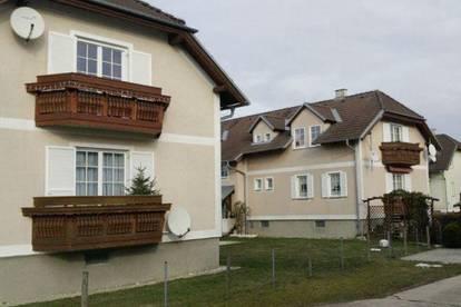 Alberndorf/Pulkau. 2 Zimmer | Balkon | Mietwohnung.