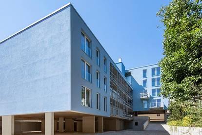 Amstetten. Erstbezug ab sofort: geförderte 4 Zimmer Wohnung   Balkon   Miete mit Kaufrecht.
