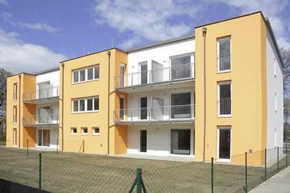 Mannersdorf. Geförderte 3 Zimmer Wohnung | Balkon | Miete mit Kaufrecht.