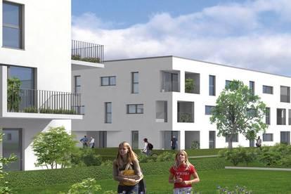 St. Pölten-Hart. Erstbezug Sommer 2021   Geförderte Wohnung   Miete mit Kaufrecht.