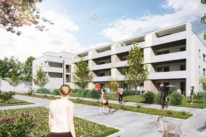 Groß-Enzersdorf. Erstbezug Herbst 2020 | Geförderte Mietwohnung mit Kaufrecht.