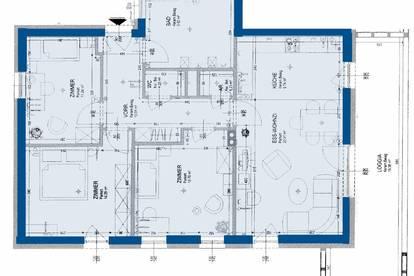 Neumarkt/Ybbs. Geförderte 4 Zimmer Wohnung | Loggia | Miete mit Kaufrecht.
