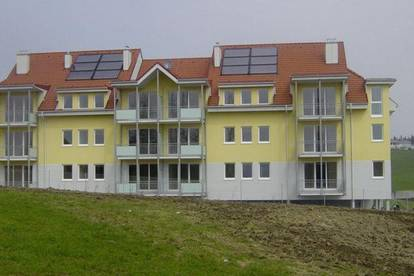 St. Peter/Au. Geförderte 3 Zimmer Wohnung | Balkon | Miete mit Kaufrecht.
