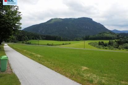 BAURECHT: Mariazellerland: Gewerbegrund mit Baurecht zu vergeben