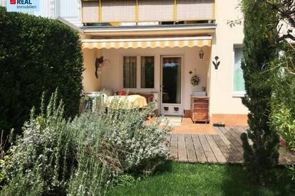 2351 Wr. Neudorf - seniorengerechte Gartenwohnung in ruhiger Grünlage