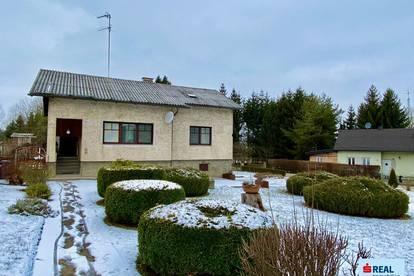 Einfamilienhaus in Schwarzenau im Waldviertel