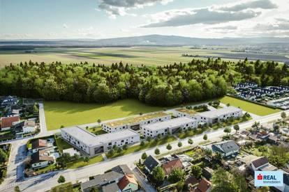 Freifinanzierte Eigentumswohnungen (2 bis 4 Zimmer) mit Außenfläche und Garage!