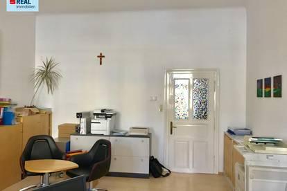 Büroräume in einem repräsentativen Stadthaus