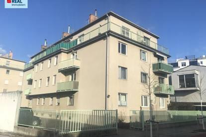 2320 Schwechat: Terrassenwohnung in zentraler Lage