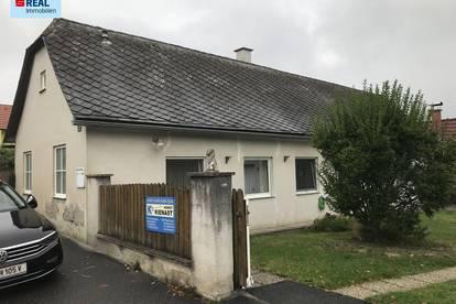 Saniertes Wohnhaus in Gr. Siegharts