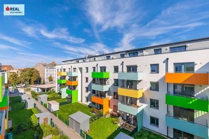 Dachterrassenwohnungen in der Dr. Karl Renner-Promenade - Vorsteuerabzug möglich