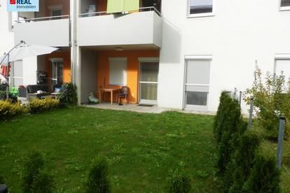 2 Zimmer-Eigentum mit Terrasse und eigenem Garten