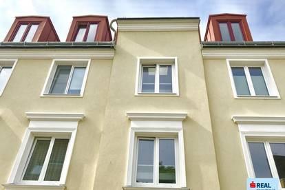 Wohntraum - Dachgeschoss über der Altstadt von Ybbs an der Donau