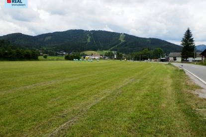 BAURECHT: Mariazellerland:Gewerbegrund mit Baurecht auf 99 Jahre zu vergeben: