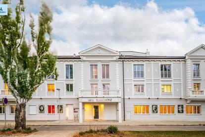 Traumhafte Wohnungen mit exklusivem Wellnessbereich in sehr guter Lage - nur 10 Minuten zum Neusiedler See!