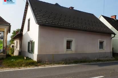 Einfamilienhaus mit separatem Baugrund in Fladnitz