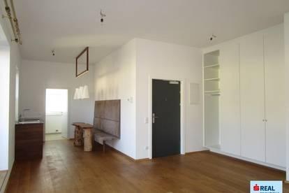 Einraumwohnung im Eigentum