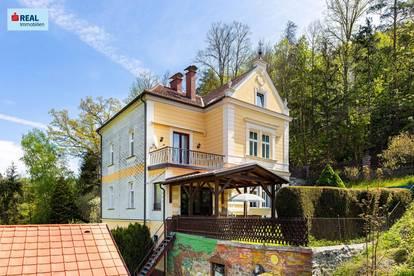 Villa Sucher – entspanntes Wohnen im Herzen des Thayatals