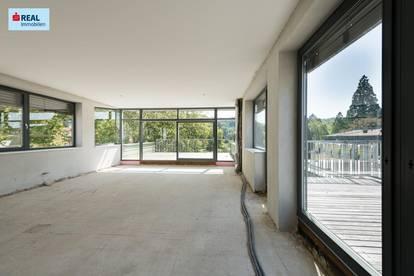 3-Zimmer-Penthouse mit 2 Terrassen