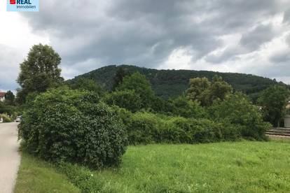 Baugrund in Paudorf bei Krems