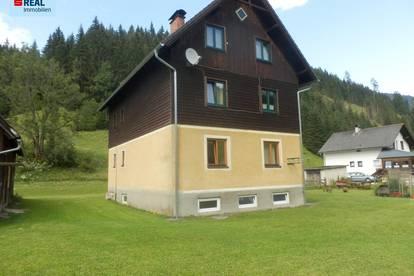 Mietwohnung im Forsthaus