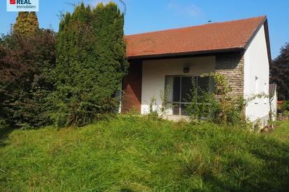 Renovierungsbedürftiger Bungalow in Ernsthofen
