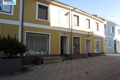 Kleines Geschäftslokal im Ortszentrum von Pöchlarn