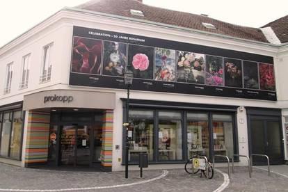 TOPLAGE in Fußgängerzone Baden