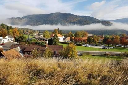 Baugrundstück Villach - Obere Fellach