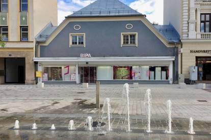 Geschäftsfläche Villach-Zentrum