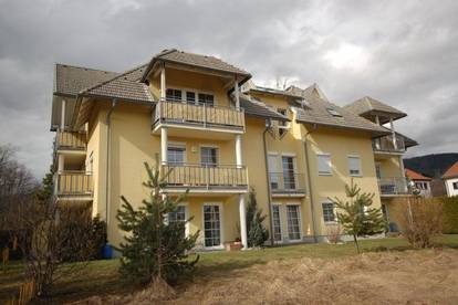 2-Zimmer-Wohnung mit Garten in Villach-Lind