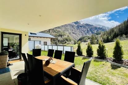 Erstklassige Gartenwohnung mit malerischem Panoramablick...