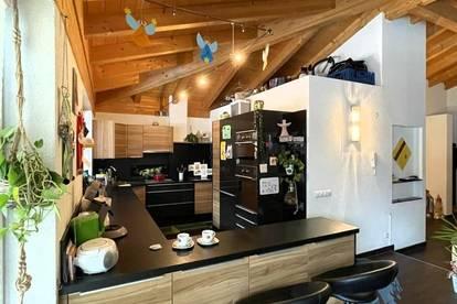 Wohnkomfort und Wohngenuss unter einem Dach...