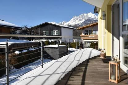 Zentrumsnahe sonnige Wohnung in St. Johann in Tirol